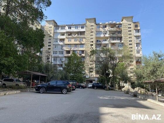 5 otaqlı köhnə tikili - Yeni Yasamal q. - 120 m² (1)