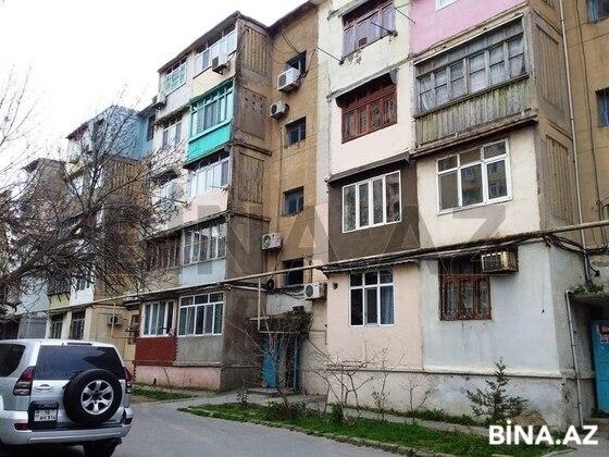 3 otaqlı köhnə tikili - Qara Qarayev m. - 80 m² (1)