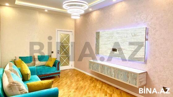 1 otaqlı yeni tikili - Qara Qarayev m. - 69.5 m² (1)