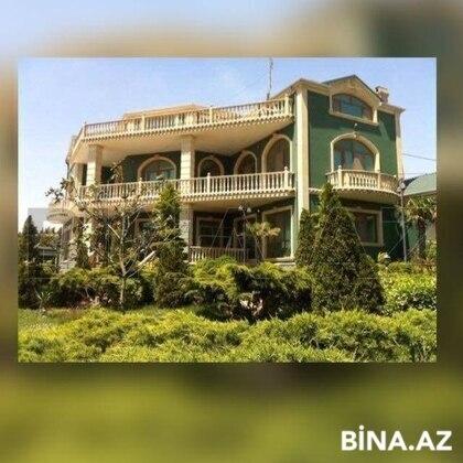 6 otaqlı ev / villa - Badamdar q. - 658 m² (1)