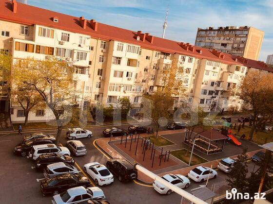 1 otaqlı köhnə tikili - Yasamal r. - 40 m² (1)