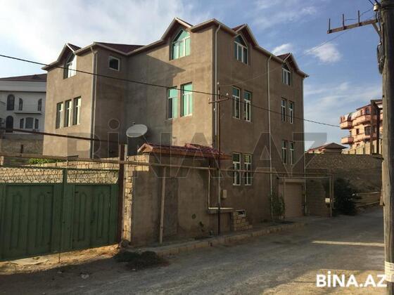 5 otaqlı ev / villa - Badamdar q. - 400 m² (1)