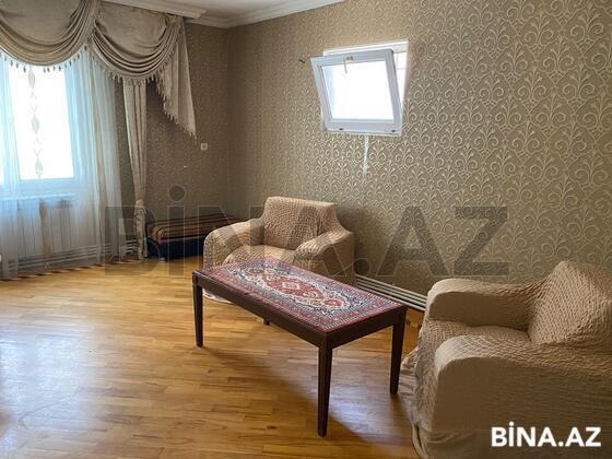 4 otaqlı yeni tikili - Nəriman Nərimanov m. - 110 m² (1)