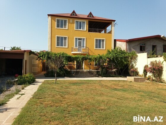 6 otaqlı ev / villa - Bilgəh q. - 400 m² (1)