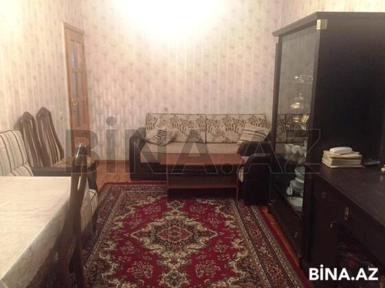 3 otaqlı köhnə tikili - Nəriman Nərimanov m. - 80 m² (1)