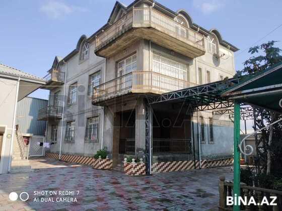 8 otaqlı ev / villa - Binəqədi r. - 445 m² (1)