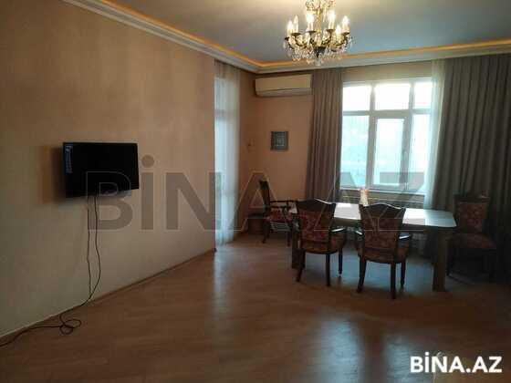 3 otaqlı yeni tikili - İnşaatçılar m. - 80 m² (1)