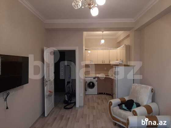 2 otaqlı yeni tikili - İnşaatçılar m. - 44.7 m² (1)