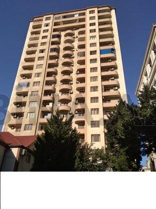 4 otaqlı yeni tikili - Nəriman Nərimanov m. - 215 m² (1)
