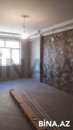 3 otaqlı yeni tikili - İnşaatçılar m. - 112 m² (1)