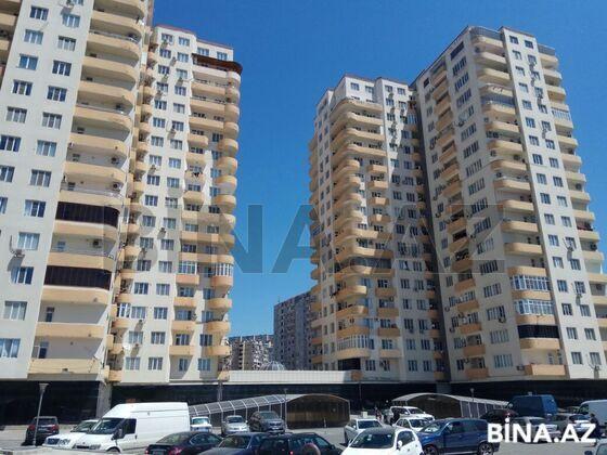3 otaqlı yeni tikili - Həzi Aslanov m. - 123 m² (1)