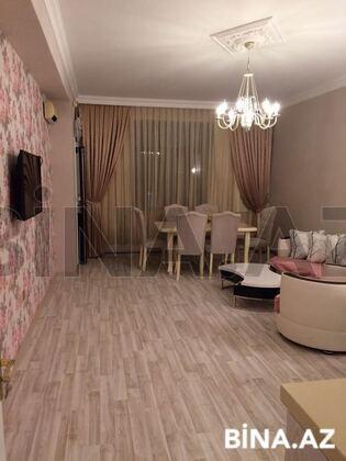2 otaqlı yeni tikili - İnşaatçılar m. - 65 m² (1)