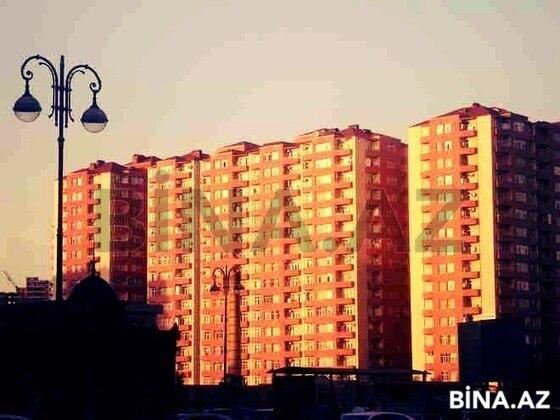 3 otaqlı yeni tikili - Şah İsmayıl Xətai m. - 148 m² (1)