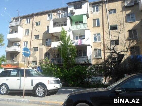 2 otaqlı köhnə tikili - Nəsimi r. - 56 m² (1)
