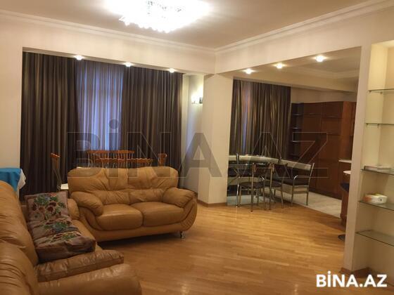 3 otaqlı yeni tikili - Memar Əcəmi m. - 140 m² (1)