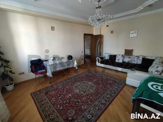 3 otaqlı yeni tikili - İnşaatçılar m. - 110 m² (1)