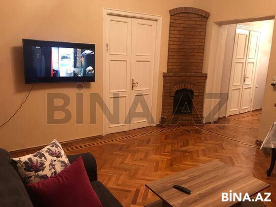 3 otaqlı köhnə tikili - Sahil m. - 86 m² (1)