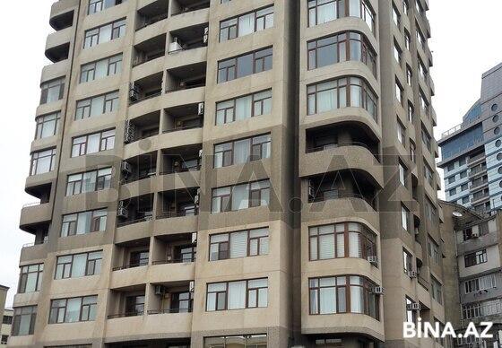 3 otaqlı yeni tikili - Nəriman Nərimanov m. - 146 m² (1)
