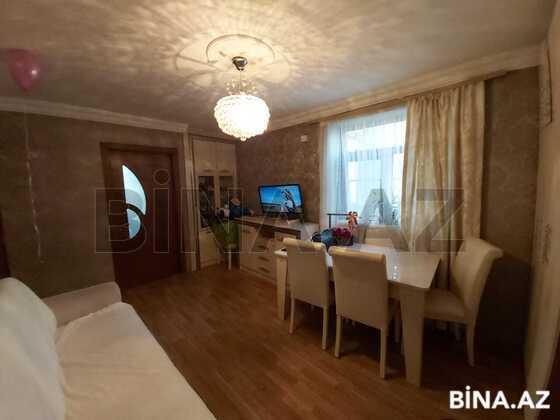2 otaqlı köhnə tikili - Nəriman Nərimanov m. - 42 m² (1)