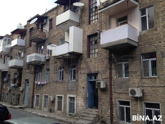 2 otaqlı köhnə tikili - Bayıl q. - 46 m² (1)