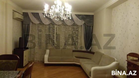 4 otaqlı yeni tikili - Nərimanov r. - 121 m² (1)