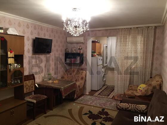 2 otaqlı köhnə tikili - Nərimanov r. - 55 m² (1)