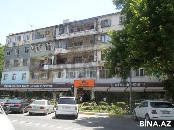 3 otaqlı köhnə tikili - Nəriman Nərimanov m. - 75 m² (1)