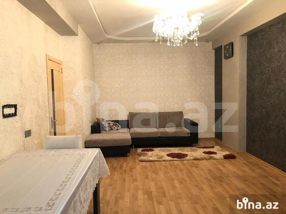 3 otaqlı yeni tikili - Memar Əcəmi m. - 90 m² (1)