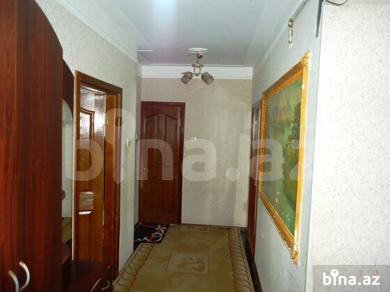 5 otaqlı yeni tikili - Şah İsmayıl Xətai m. - 130 m² (1)