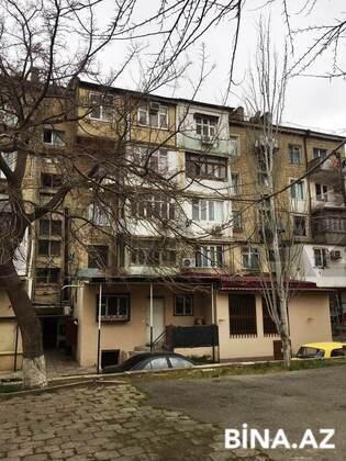 2 otaqlı köhnə tikili - İnşaatçılar m. - 35 m² (1)