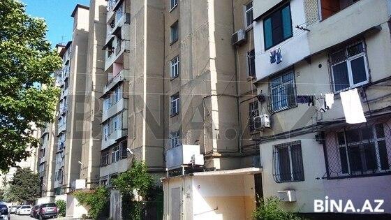3 otaqlı köhnə tikili - Əhmədli m. - 80 m² (1)