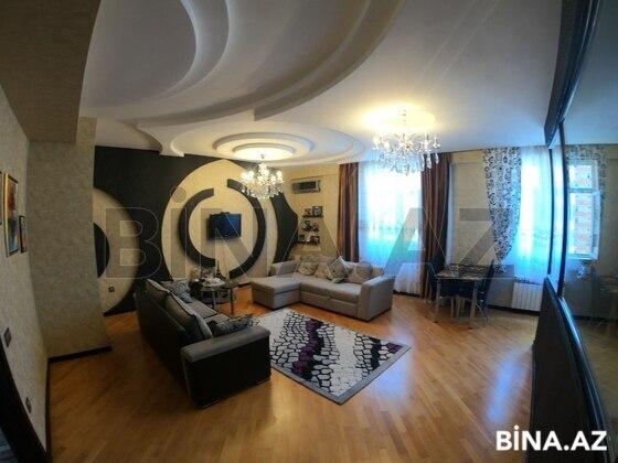 3 otaqlı yeni tikili - Həzi Aslanov m. - 105 m² (1)