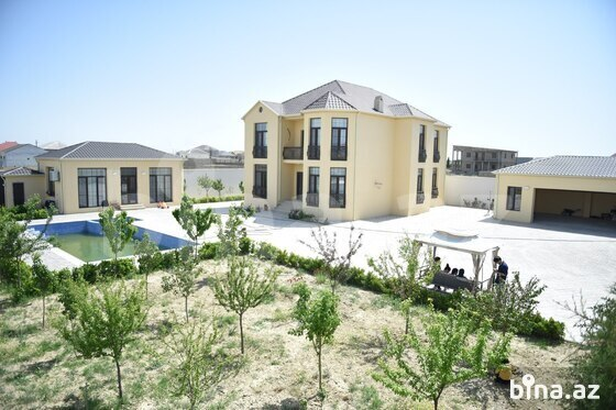Bağ - Qala q. - 500 m² (1)