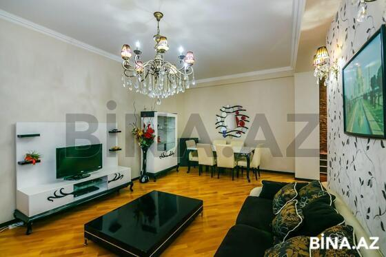 3 otaqlı yeni tikili - Sahil m. - 140 m² (1)
