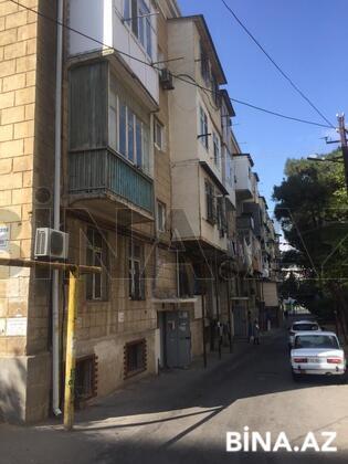 3 otaqlı köhnə tikili - Qara Qarayev m. - 70 m² (1)