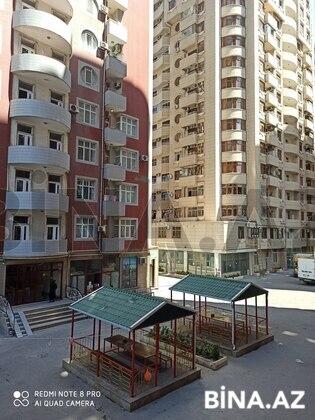4 otaqlı yeni tikili - Şah İsmayıl Xətai m. - 160 m² (1)