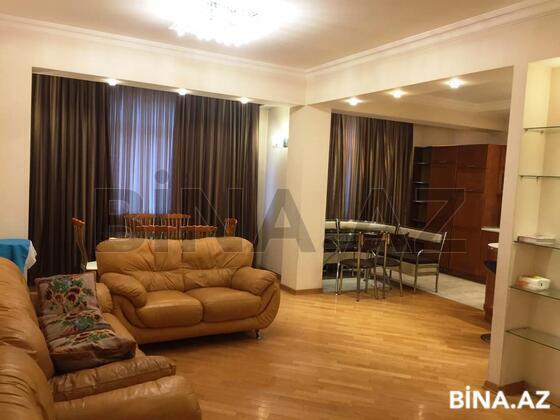 3 otaqlı yeni tikili - Memar Əcəmi m. - 135 m² (1)