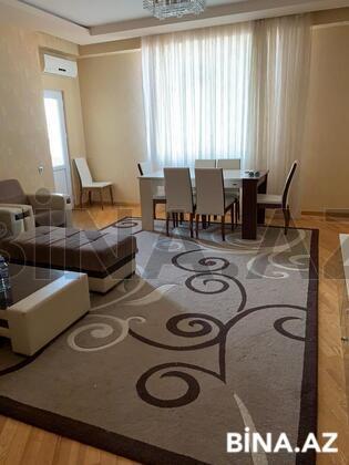 3 otaqlı yeni tikili - Memar Əcəmi m. - 108 m² (1)