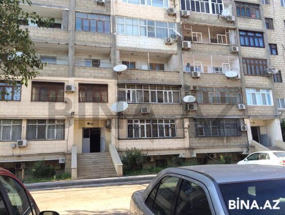 3 otaqlı köhnə tikili - Şah İsmayıl Xətai m. - 98 m² (1)
