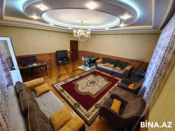 3 otaqlı yeni tikili - Binəqədi r. - 140 m² (1)
