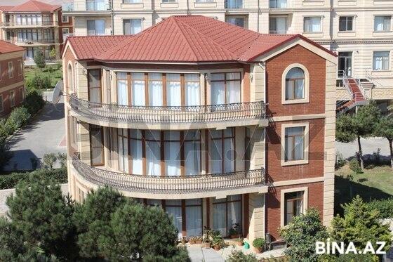 6 otaqlı ev / villa - Səbail r. - 460 m² (1)
