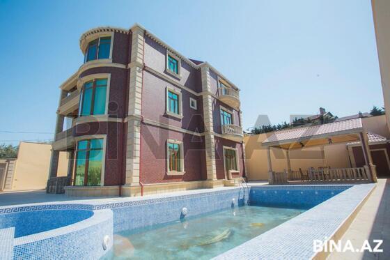 10 otaqlı ev / villa - Novxanı q. - 600 m² (1)