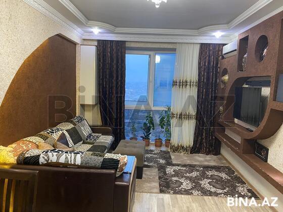 2 otaqlı yeni tikili - Bakıxanov q. - 68 m² (1)