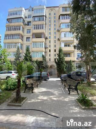 4 otaqlı yeni tikili - Şah İsmayıl Xətai m. - 180 m² (1)