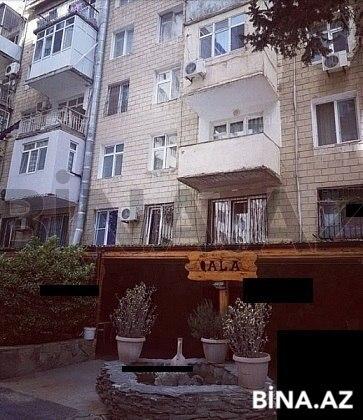 3 otaqlı köhnə tikili - Kubinka q. - 90 m² (1)