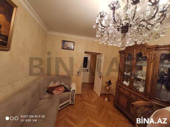 3 otaqlı köhnə tikili - Gənclik m. - 100 m² (1)