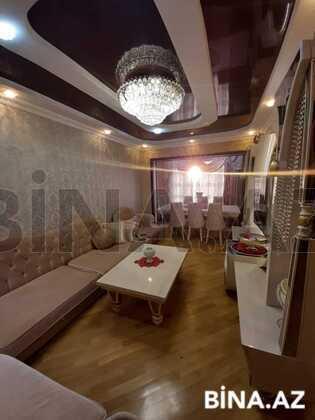 3 otaqlı köhnə tikili - Həzi Aslanov q. - 110 m² (1)