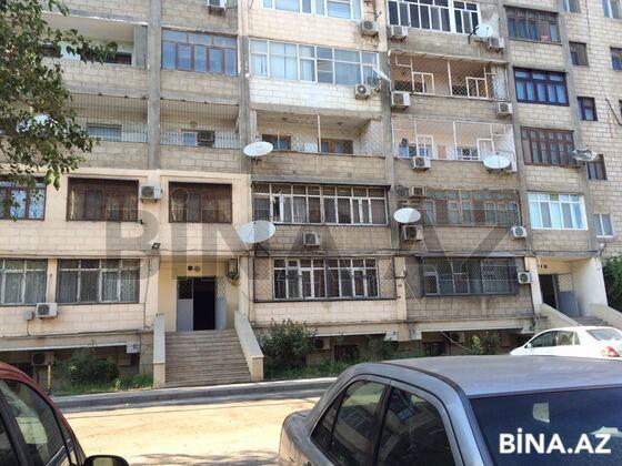 3 otaqlı köhnə tikili - Şah İsmayıl Xətai m. - 90 m² (1)