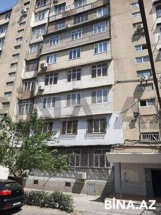 5 otaqlı köhnə tikili - Nəsimi m. - 120 m² (1)