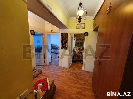 4 otaqlı köhnə tikili - Biləcəri q. - 95 m² (1)